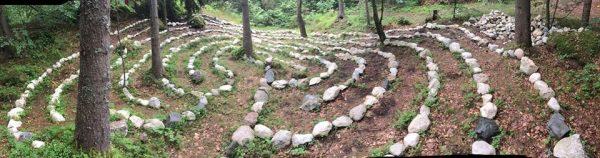 labyrinthe méditation