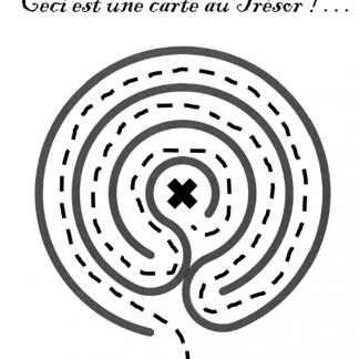 tresor méditation labyrinthique guidée