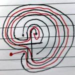 labyrinthe 5 circonvolutions