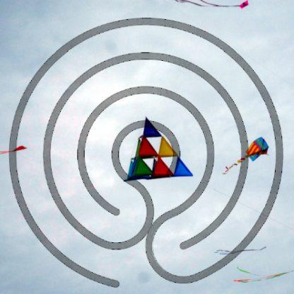 méditation labyrinthe accords tolteques