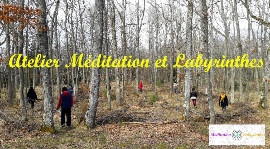 atelier méditation labyrinthique